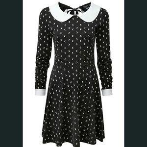 Moon Witch Dress Gothic Hot Topic Sourpuss Lolita